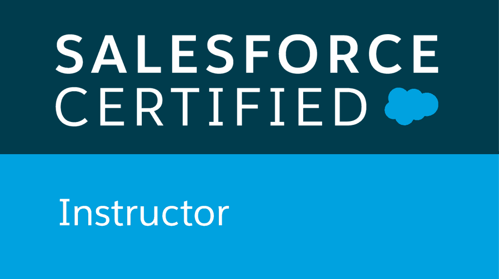 Salesforce Certified Instructor