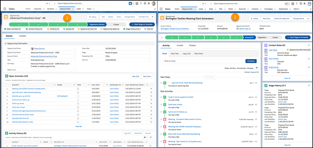 Full View im Salesforce Summer 20 Release General Available