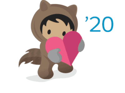 Salesforce Summer 20 Release Logo
