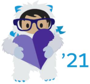 Salesforce Winter 21 Logo