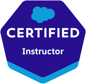 Salesforce Certified Instructor Badge